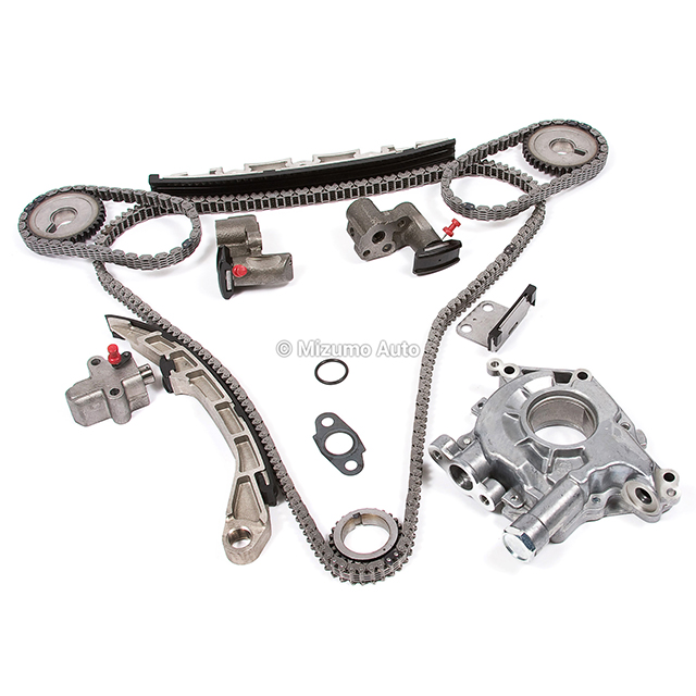 Timing Chain Kit Oil Pump Fit Nissan 350Z Murano Altima