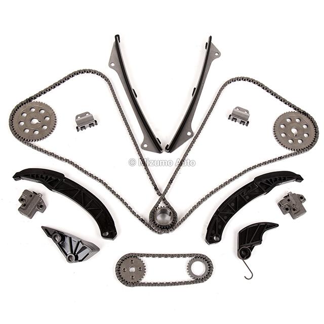 Timing Chain Kit Fit 07-12 Hyundai Kia 3.3L 3.5L 3.8L G6DB