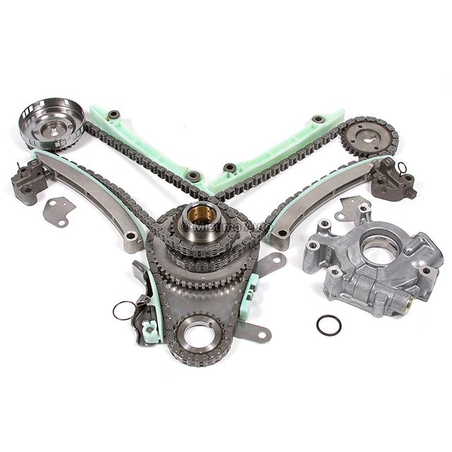 99 02 47l Dodge Jeep Timing Chain Oil Pump Kit Jtec Powertrain