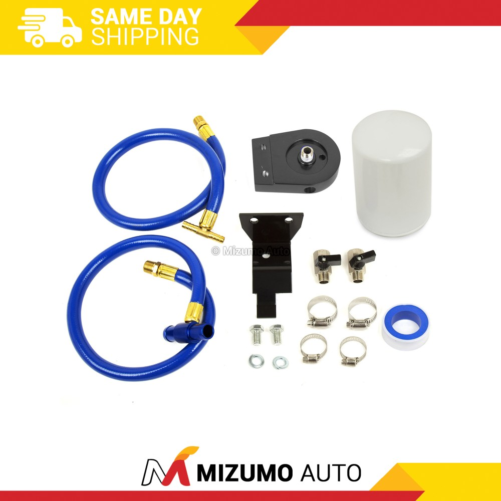medium resolution of image is loading coolant filtration system filter kit for 2003 2007