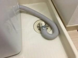 浴室・洗濯場がつまったら、こう修理しましょう