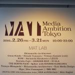 MEDIA AMBITION TOKYO 2016 REPORT