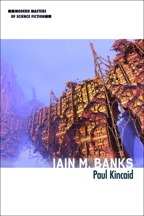 Iain M. Banks - Paul Kincaid cover