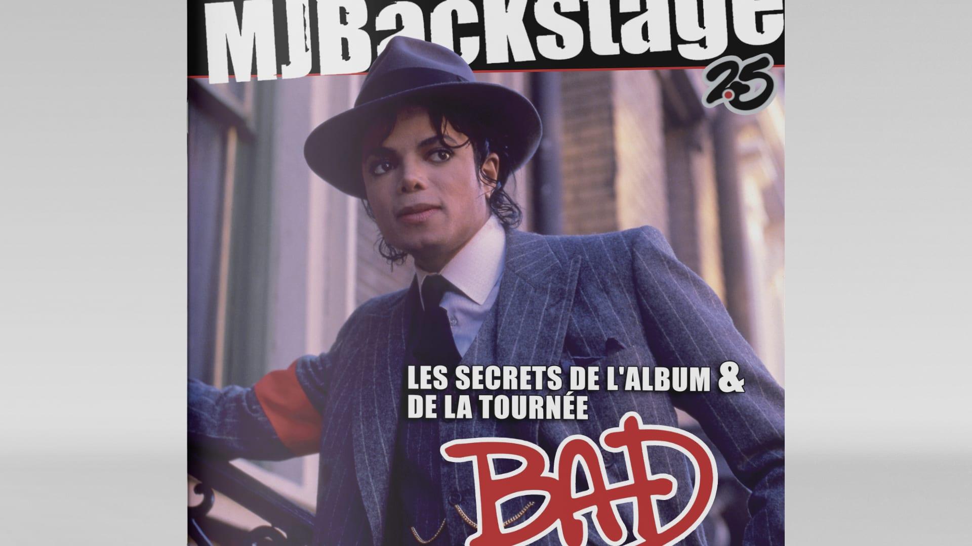 MJ Backstage 25