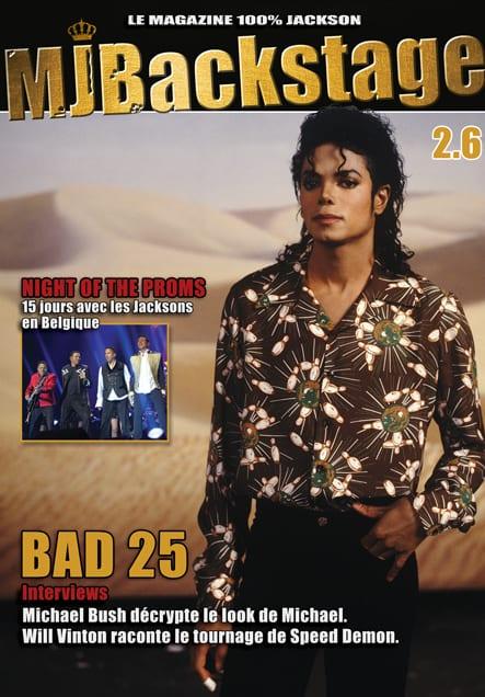 MJ Backstage 2.6