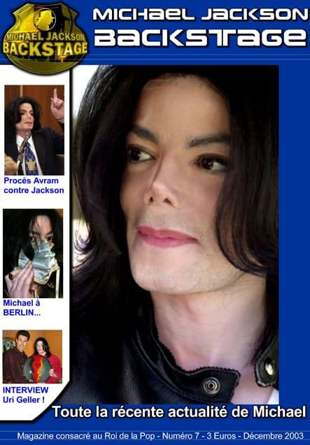 MJ Backstage 0.7