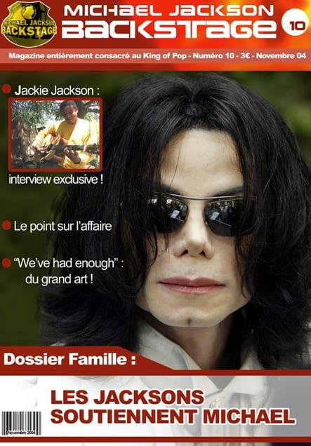 MJ Backstage 1.0