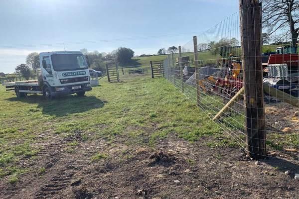 Oakley's Farm, Dilhorne