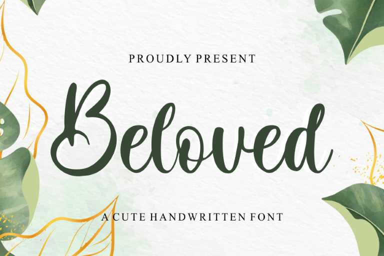 Preview image of Beloved