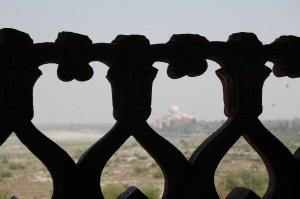 Shah Jahan's View