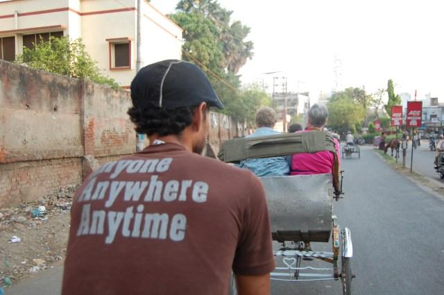 Anyone - Anywhere - Anytime