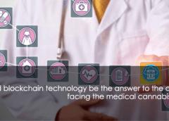Medical Cannabis, Blockchain and AI