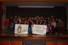 Foto de grupo de 1º de ESO