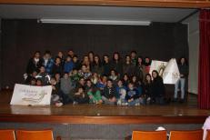 Foto de grupo de 2º de ESO