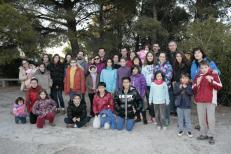 Convivencia Adviento 2013 con nuestras familias