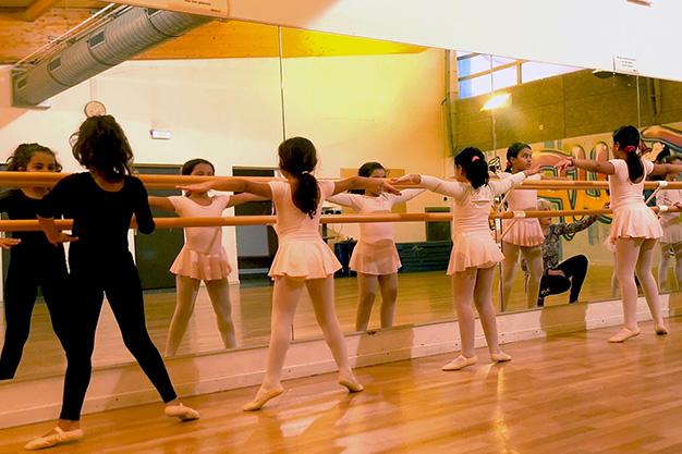Danse classique à Saint-Priest
