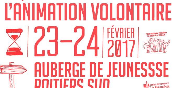 Jeunesse : 23 et 24 février   Découverte de l'Animation Volontaire