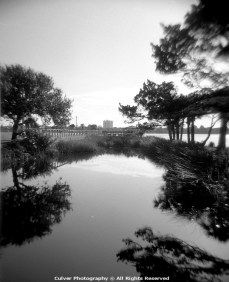 Reflections with the Holga