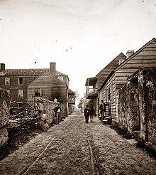 St. Augustine, ca. 1861–1865