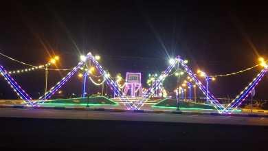 Photo of بلدية القفل تزين الحدائق والميادين استعداداً لعيد الفطر المبارك
