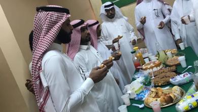 Photo of إدارة المساجد بصامطة تعايد منسوبيها