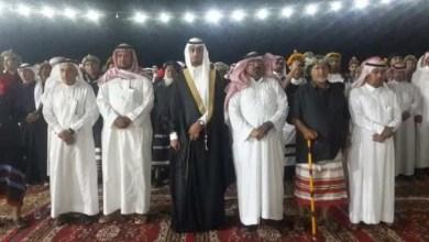 Photo of آل جابر يحتفلون بزواج ابنهم