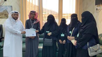 Photo of فريق بذرة خير التطوعي يقوم بزيارة مستشفى بني مالك العام
