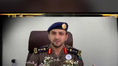Photo of العقيد أحمد الزهراني يتلقى التهاني والتبريكات بمناسبة الترقية