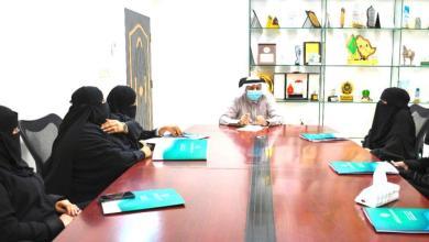 "Photo of البريك"" : هدفنا الشراكة المجتمعية جمعية الملكًً فهد النسائية في تنمية ""أبوعريش "" .."