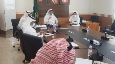 Photo of محافظ محايل المكلف يترأس اجتماع اللجنه التنفيذية لترشيد المياه والكهرباء