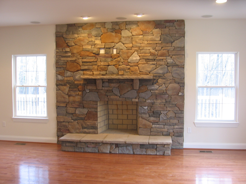 Fireplaces  Jenkins Builders