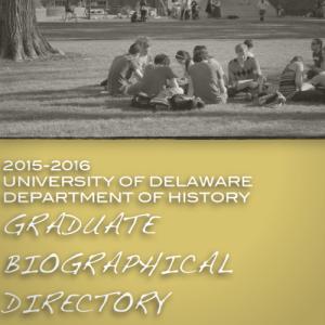Graduate Student Directory