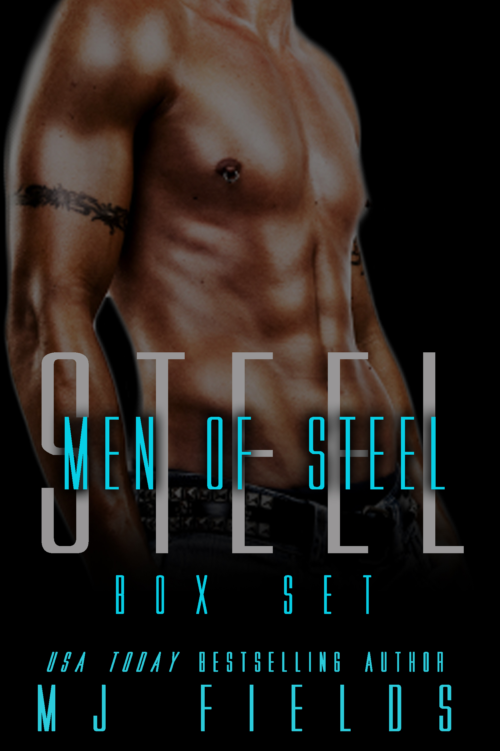 The Men Of Steel Box Set is ON SALE plus a GIVEAWAY!