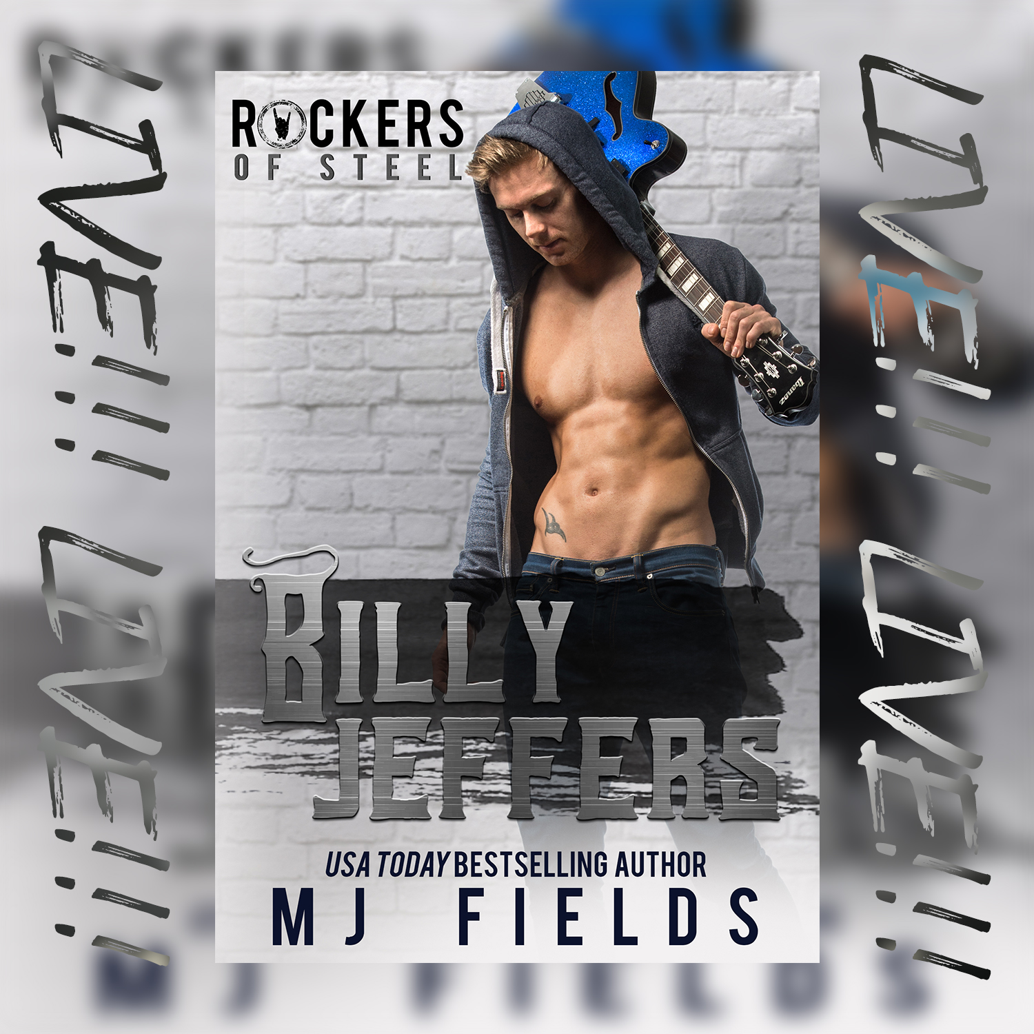 Billy Jeffers is LIVE plus an EPIC Release Giveaway!