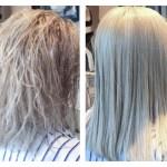 bleached hair keratin treatments