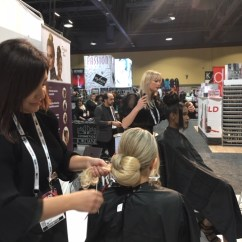 Russia Hair Stylists at ISSE 2020