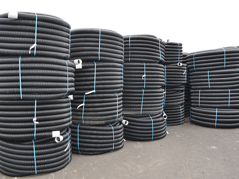 land drainage pipes m