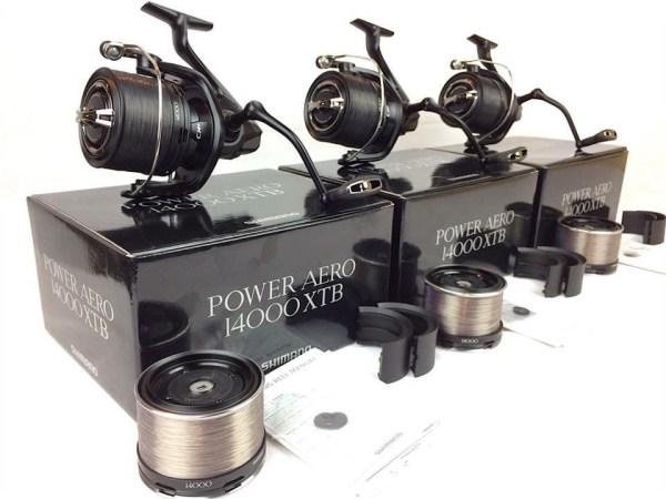Shimano Power Aero 14000 XTB Reels