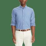 Garment Dyed Oxford W/ Button-Down Collar