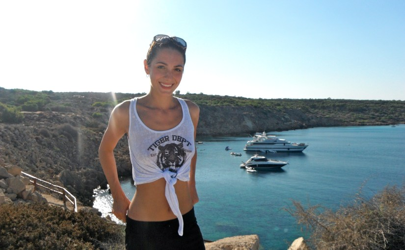 In the home of Aphrodite
