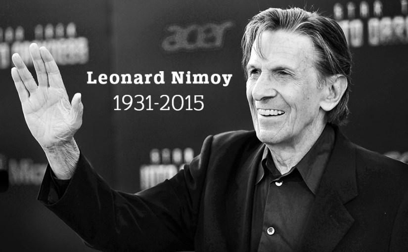 Leonard Nimoy, 'Star Trek's' Spock, Dies at 83
