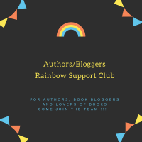 Authors/Bloggers Rainbow Support Club - News and New Members