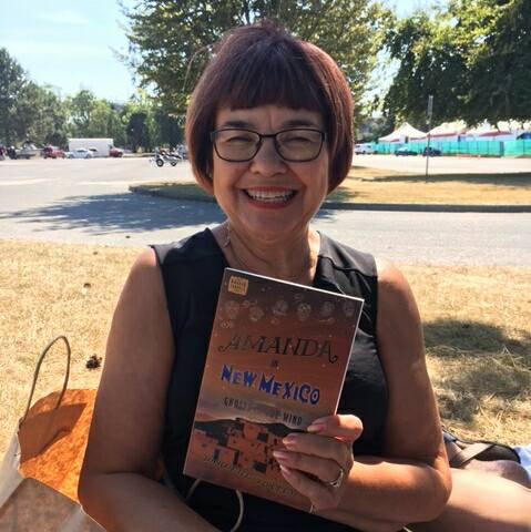 #ABRSC – MJ Interviews Author     Darlene Foster – Children's Adventure Series: Amanda Travels