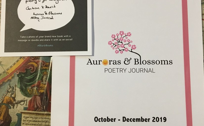 Author Spotlight – Cendrine Marrouat & David Ellis #Poets #Submissions #Auroras & Blossoms Poetry Journal