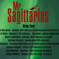 Mr. Sagittarius:  Announcing My Blog Tour Hosts #Poetry #Prose #Photography