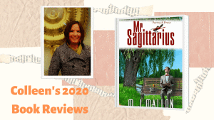 "COLLEEN'S 2020 #BOOK #REVIEWS – ""Mr. Sagittarus,"" BY AUTHOR, MJ Mallon, @Marjorie_Mallon"