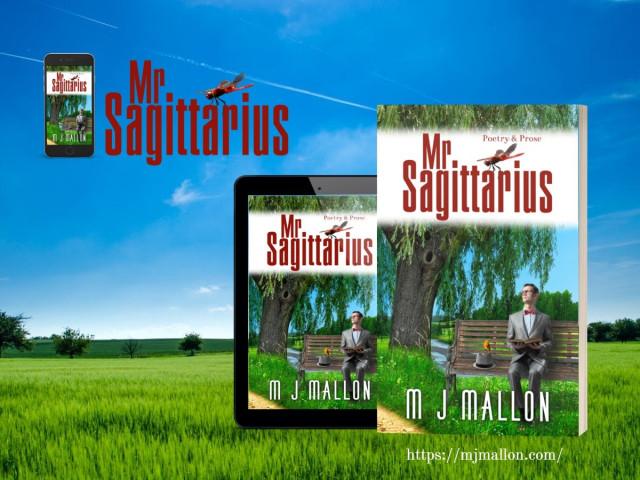 Mr. Sagittarius by M J Mallon #NewRelease #Poetry