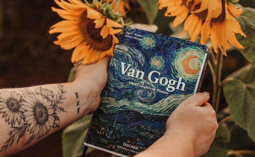 Colleen's Poetry Challenge #Cinquain #Poetry #Challenge #VincentVanGogh #COV19 #Coronavirus