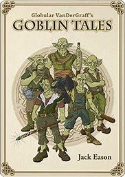 Book Review: Globular Van der Graff's Goblin Tales by Jack Eason