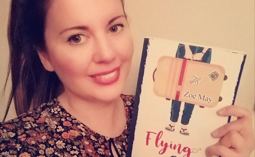 Review: Flying Solo by Zoe May #Book #Review #Romance #India